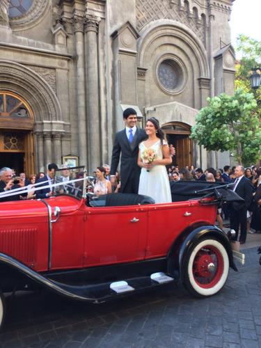 arriendo de autos colección  para matrimonios o eventos
