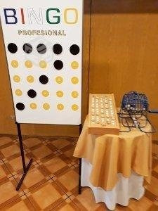 arriendo de bingo profesional (solo rancagua)