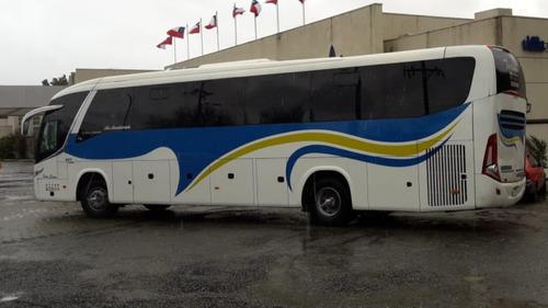 arriendo de buses - minibuses - van con conductor