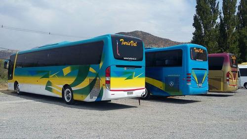 arriendo de buses -traslado de personal- viajes especiales -