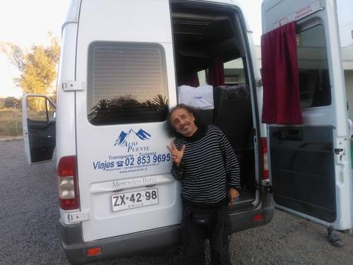 arriendo de buses/viajes especiales/arriendo de buses/van