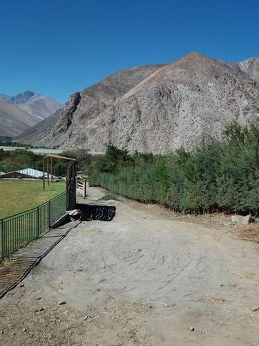 arriendo de cabañas en valle del elqui para 4 personas