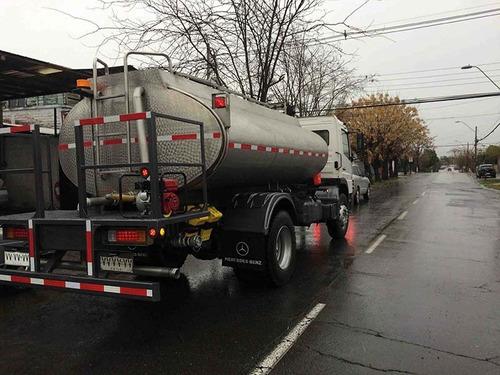 arriendo de camiones aljibe