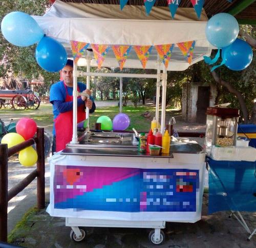 arriendo de carritos para eventos y cumpleaños