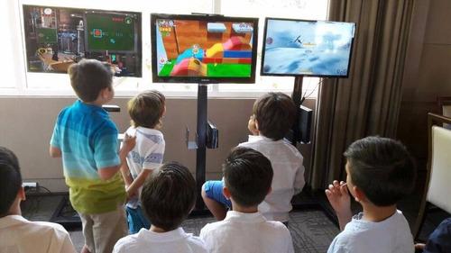 arriendo de consolas de videojuegos para eventos-cumpleaños