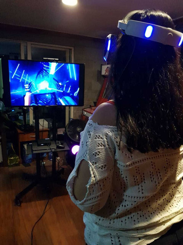 arriendo de consolas / realidad virtual (vr)