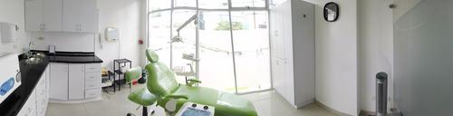 arriendo de consultorio odontológico tiempo completo o medio