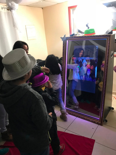 arriendo de espejo magico para fiestas, eventos, matrimonios
