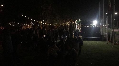 arriendo de  guirnaldas de luces para eventos