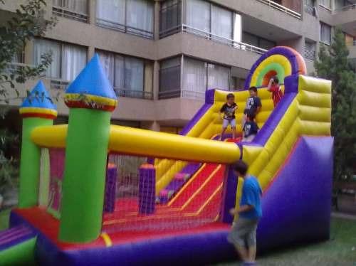 Arriendo de juegos inflables cumplea os fiestas for Precio de piletas inflables