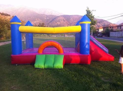 arriendo de juegos inflables gigantes dynamic play