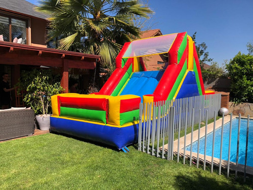 arriendo de juegos inflables, mobiliario, piscinas