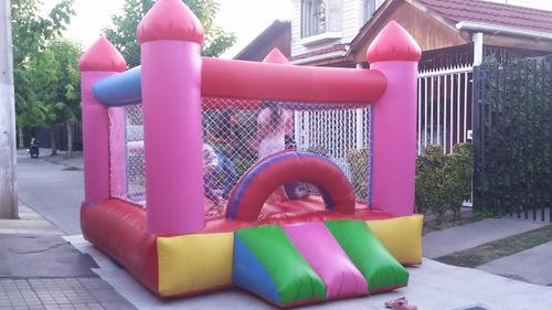 arriendo de juegos inflables, sillas y mesitas,cama elastica