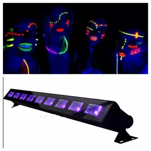 arriendo de luces - fiesta flúor amplificación karaoke
