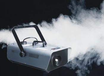 arriendo de luces, máquina de humo y burbujas para fiestas!