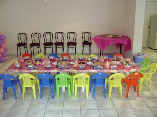 arriendo de mesas y sillas infantiles las condes providencia