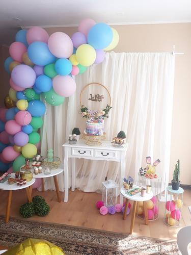 arriendo de mobiliario y decoración para eventos