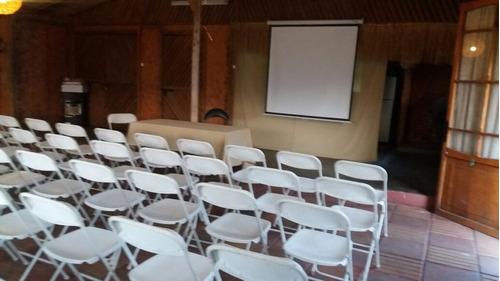 arriendo de parcela para eventos, workshop, capacitaciones