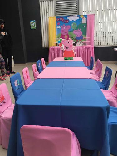 arriendo de sillas y mesas infantiles