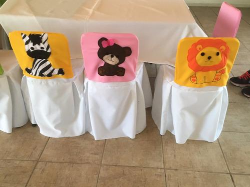 arriendo de sillas y mesas infantiles para cumpleaños