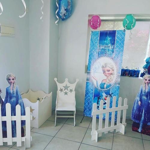 arriendo de sillas y mesas para cumpleaños