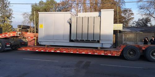 arriendo de transformadores de distribución  eléctricos