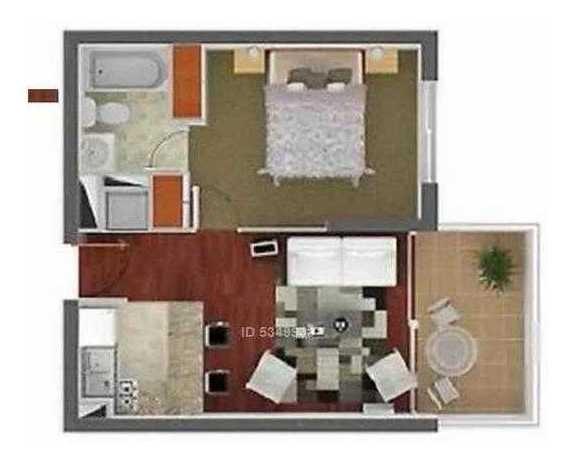 arriendo departamento 1 dormitorio con terraza cerca de todo centro de viña