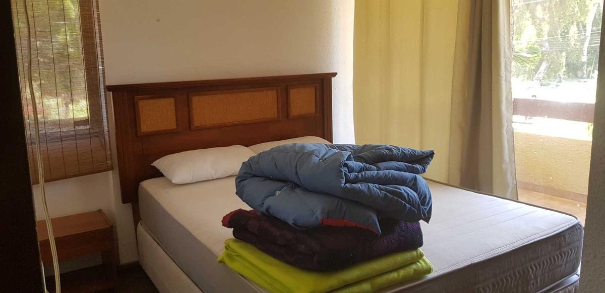 arriendo departamento en reñaca, tres cuadras playa, 3 dorm.