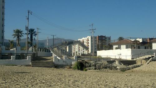 arriendo departamento frente a playa la herradura