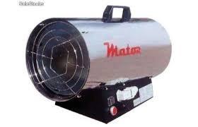arriendo estufas de patio y calefactores para eventos