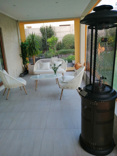 arriendo estufas patio heater paragua