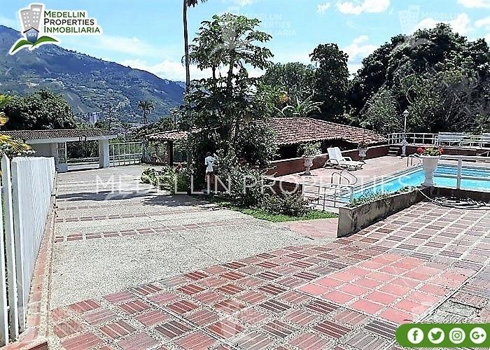 arriendo finca por temporada en copacabana cód: 4219*