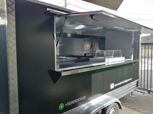 arriendo food truck nuevo 4x2 totalmente equipado concepción