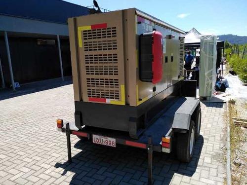 arriendo generador de 100 kva