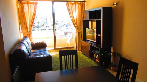 arriendo gran departamento valparaiso 3 dormitorios