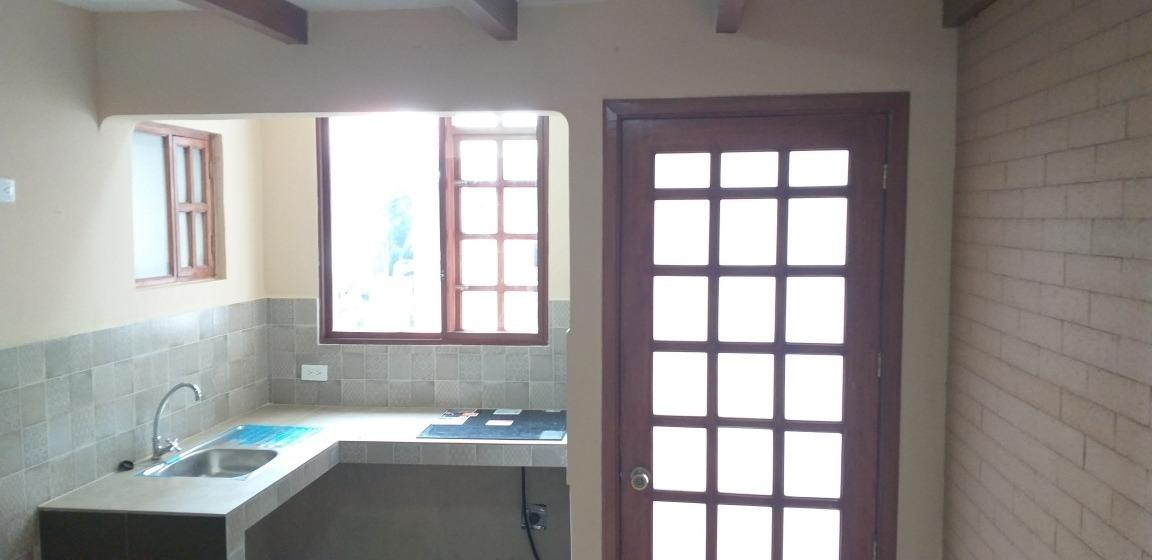 arriendo hermosa habitación en cumbayá