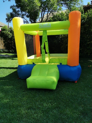 arriendo juego inflable