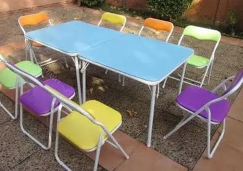 arriendo juego inflable, carpa de eventos, sillas, mesas,etc