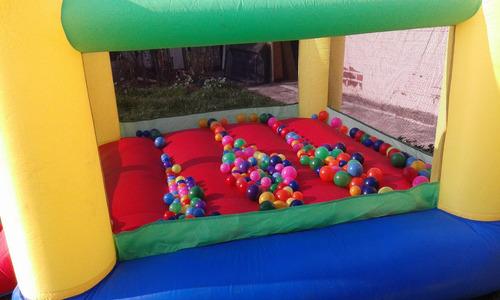 arriendo juegos inflables, camas elasticas, desde $20.000