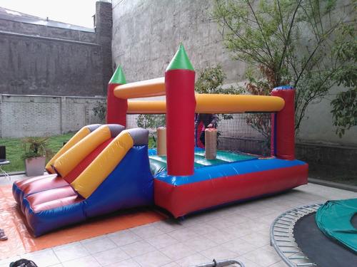arriendo juegos inflables, camas elasticas, taca-tacas y mas