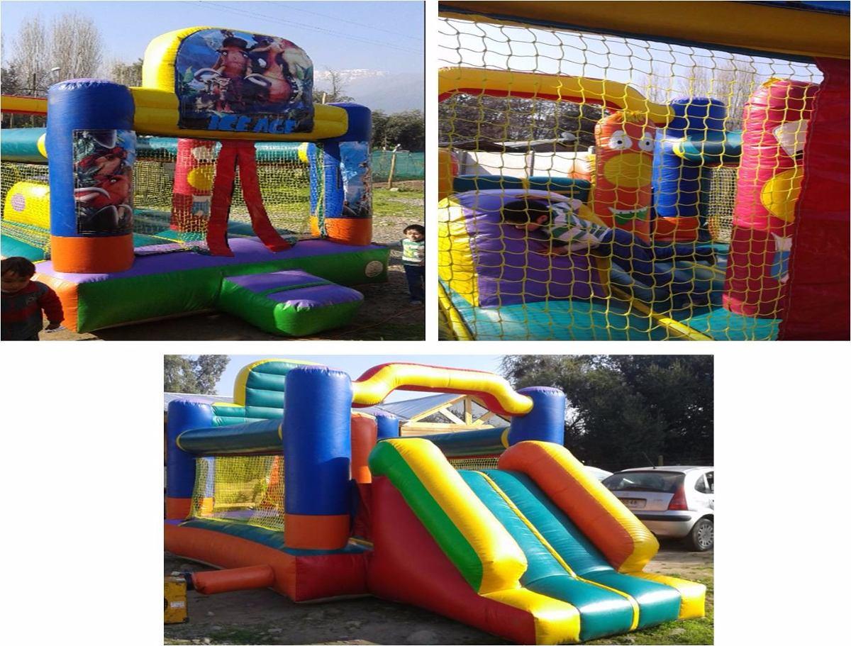 Arriendo juegos inflables piscina con pelotitas manteleria for Piscinas inflables precios