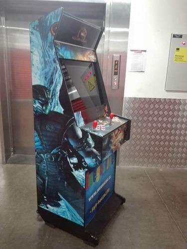 arriendo juegos maquinas arcade, taca taca e inflables