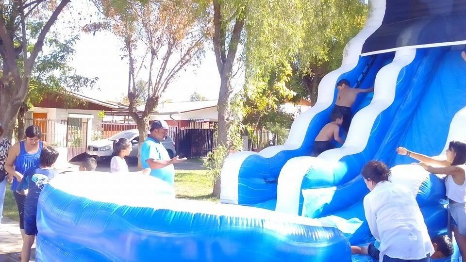 Arriendo Juegos Y Toboganes Inflables De Agua Y Trad En Mercado Libre