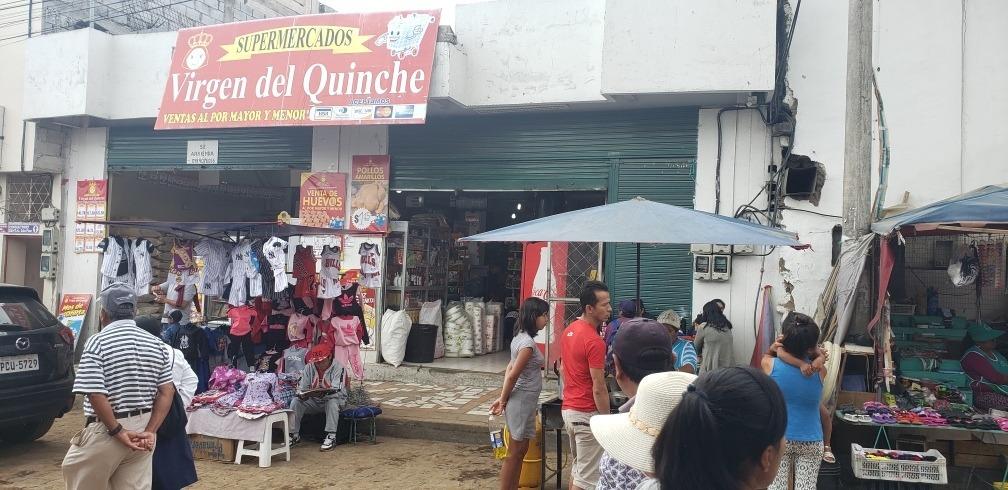 arriendo local comercial en el quinche sector centro
