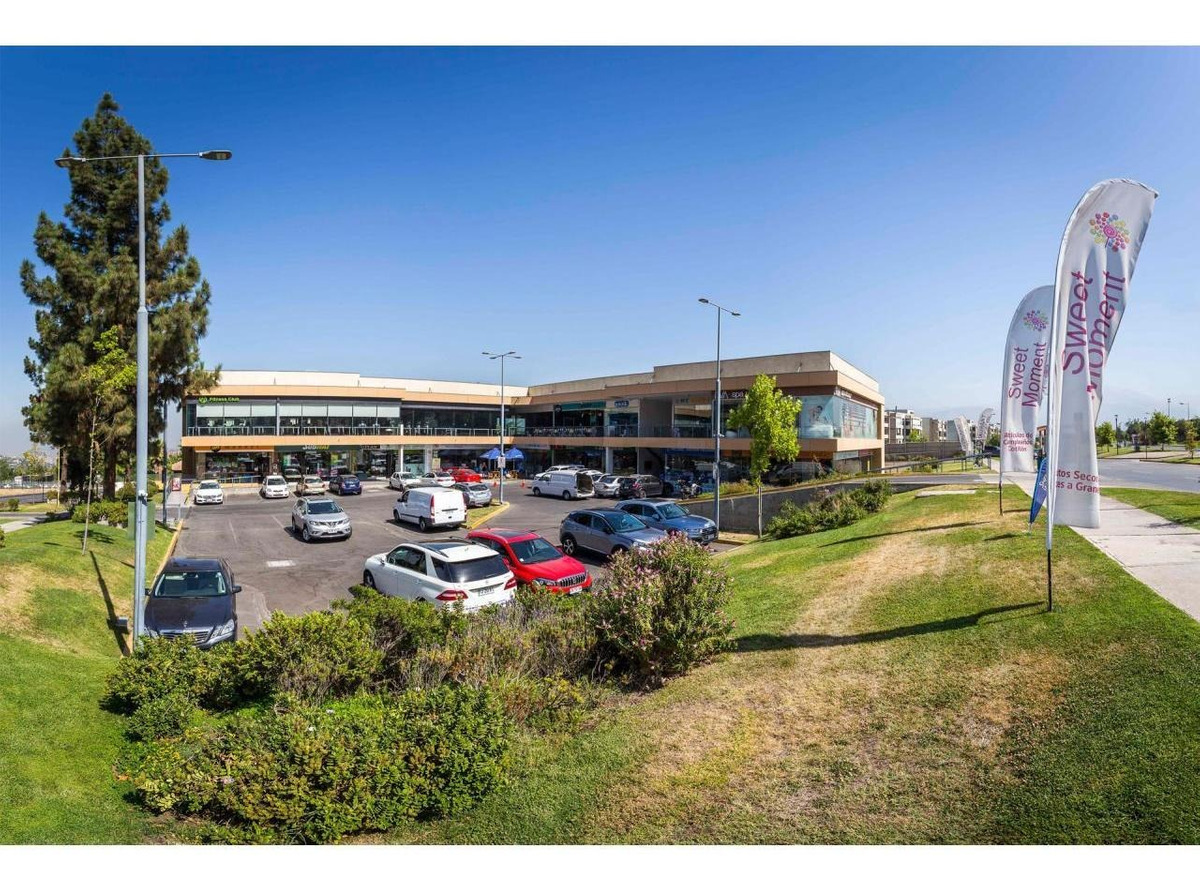arriendo local comercial - strip center el alba, las condes - 101,5m2