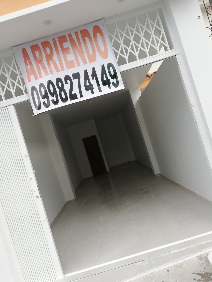 arriendo local sector  los arupos