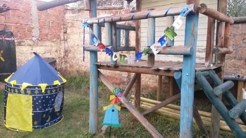arriendo lugar para cumpleaños infantiles
