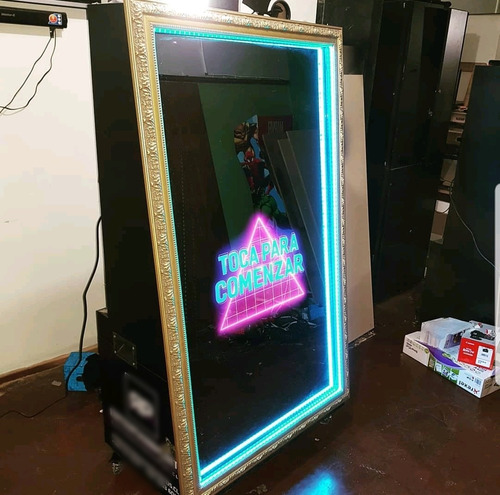 arriendo magic mirror ,espejo magico por horas