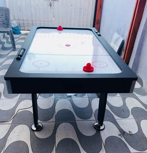 arriendo maquina air hockey, arcade, taca taca, cama elastic