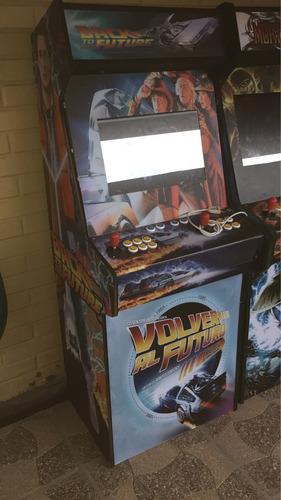 arriendo maquina arcade para fiestas de cumpleaños, tematica